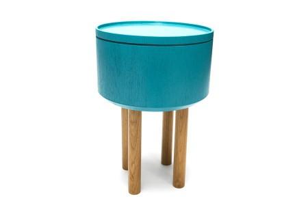 Hat Turquoise