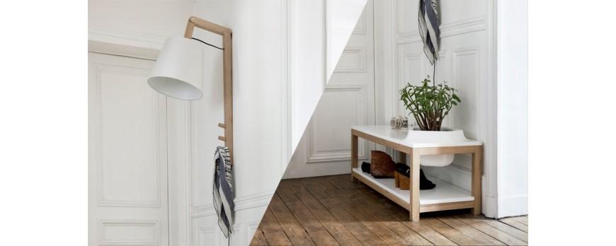 HOME INSPIRATION : L'ENTRÉE !